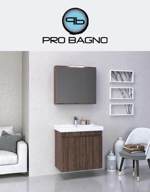 PRO BAGNO BATHROOM FURNITURE