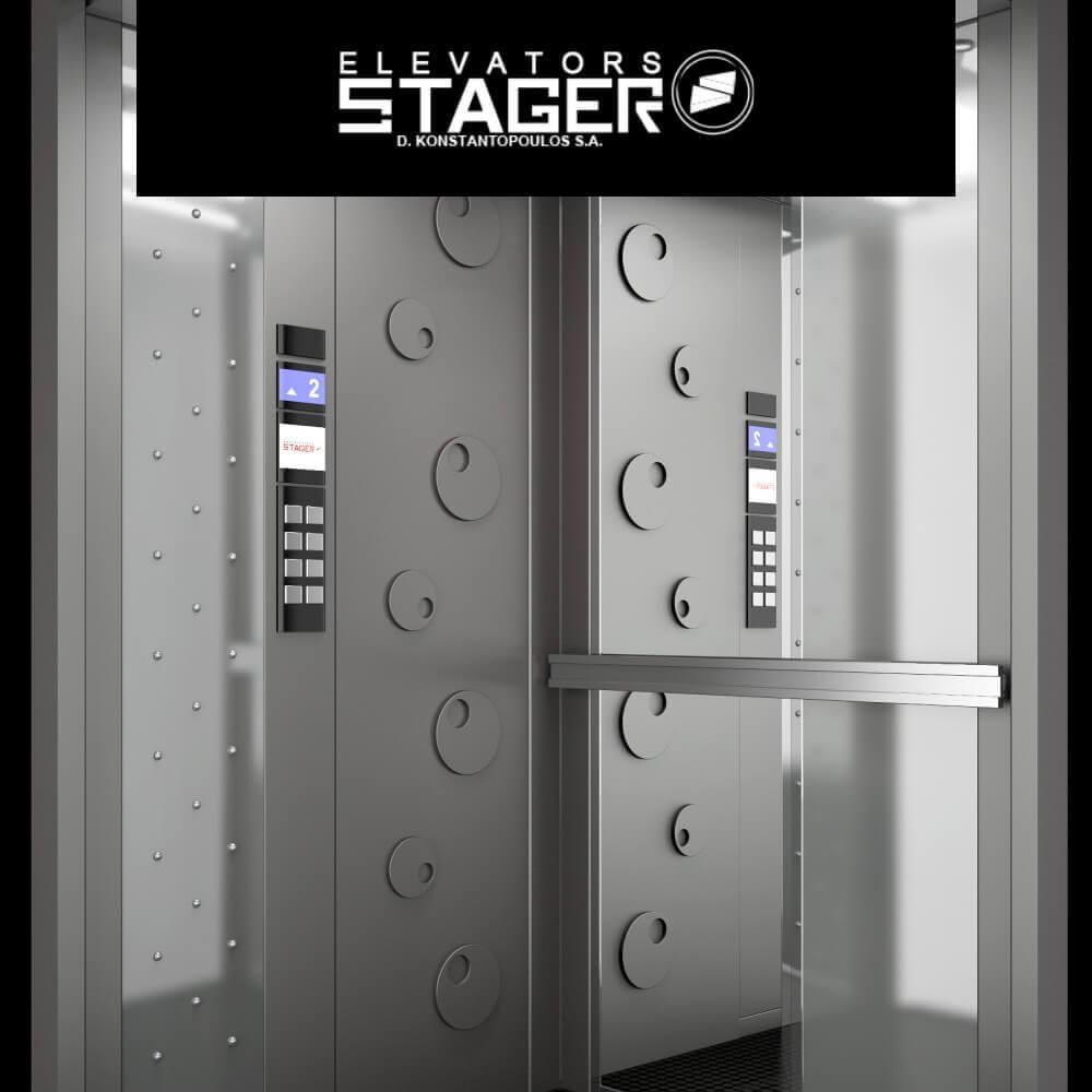 STAGER ανελκυστήρες