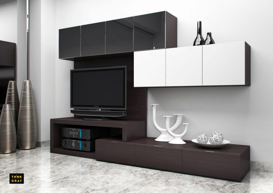 Cantico furniture 3D design & visualisation