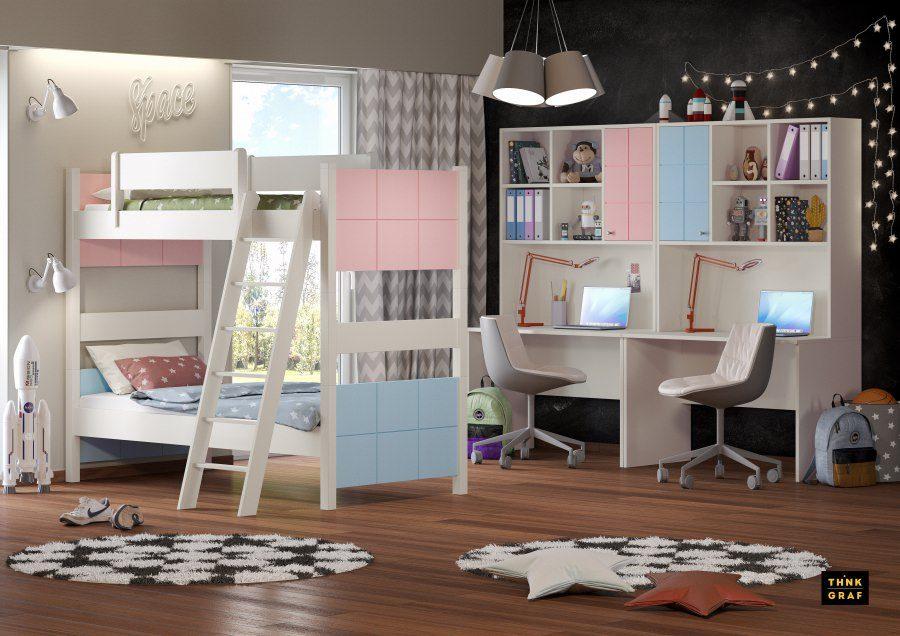 Casakids children furniture 3D design & visualisation