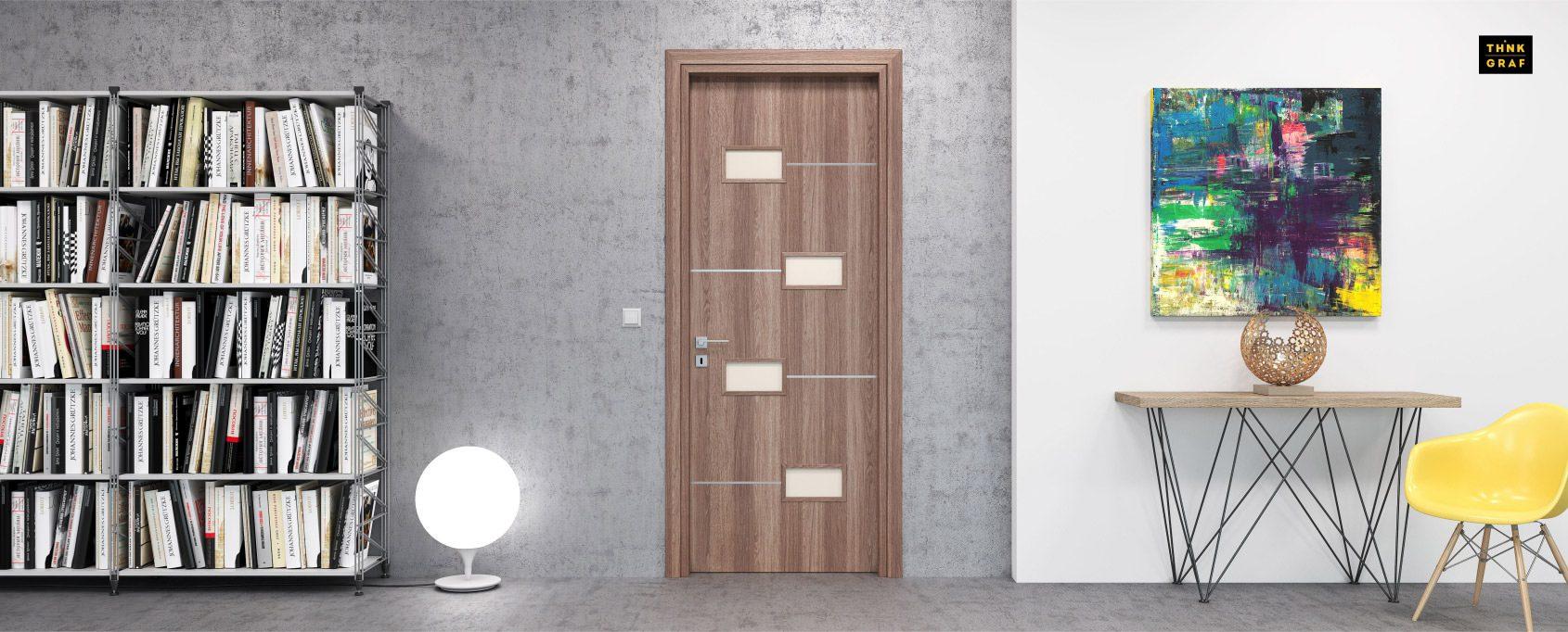 Coverdoors 3D design & visualisation