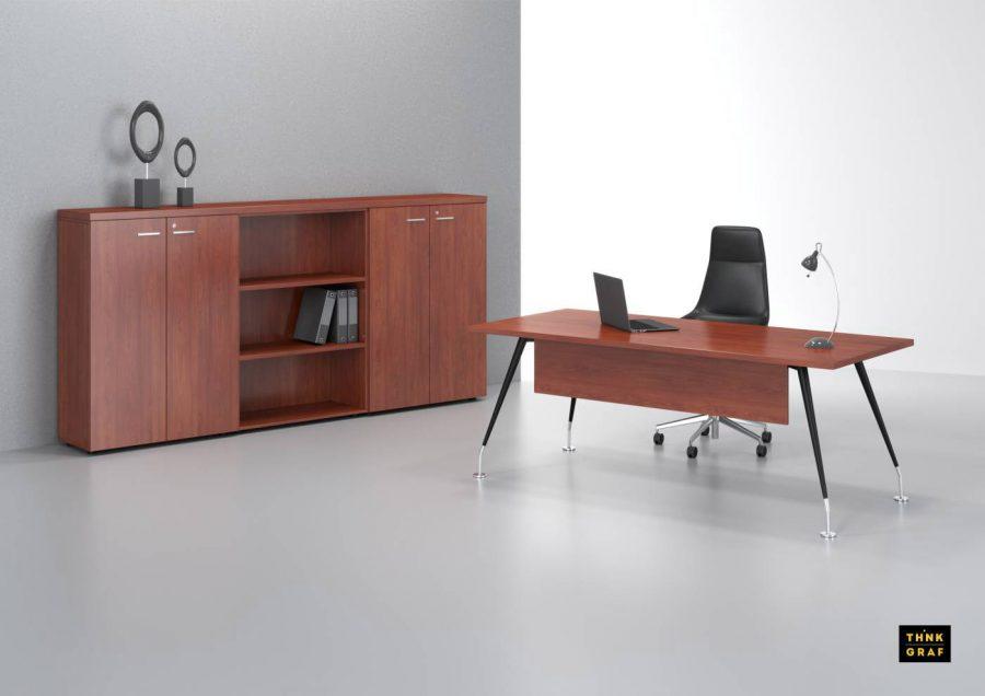 Καζαντζίδης έπιπλα γραφείου τρισδιάστατος σχεδιασμός & φωτορεαλισμός