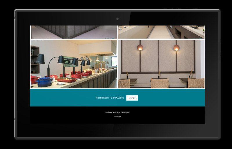 MALO Development Construction website design