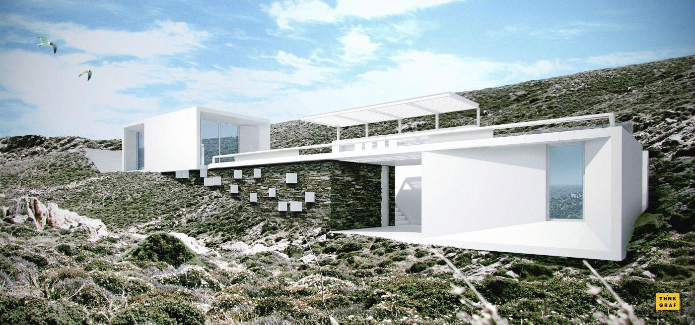 Mold Architects τρισδιάστατος σχεδιασμός & φωτορεαλισμός