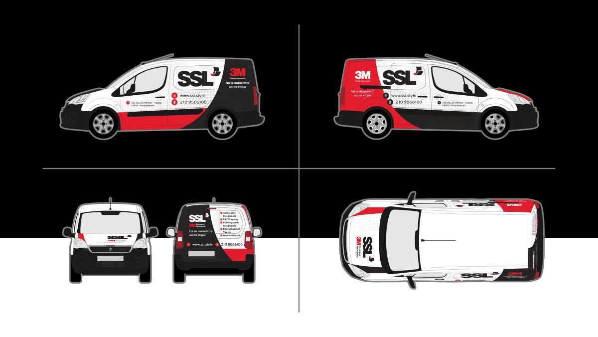 SSL Standard Solutions Limited γραφιστικός σχεδιασμός