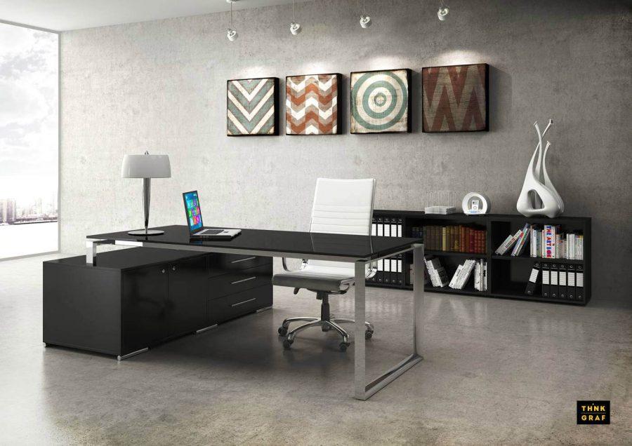 Sigma έπιπλα γραφείου τρισδιάστατος σχεδιασμός & φωτορεαλισμός