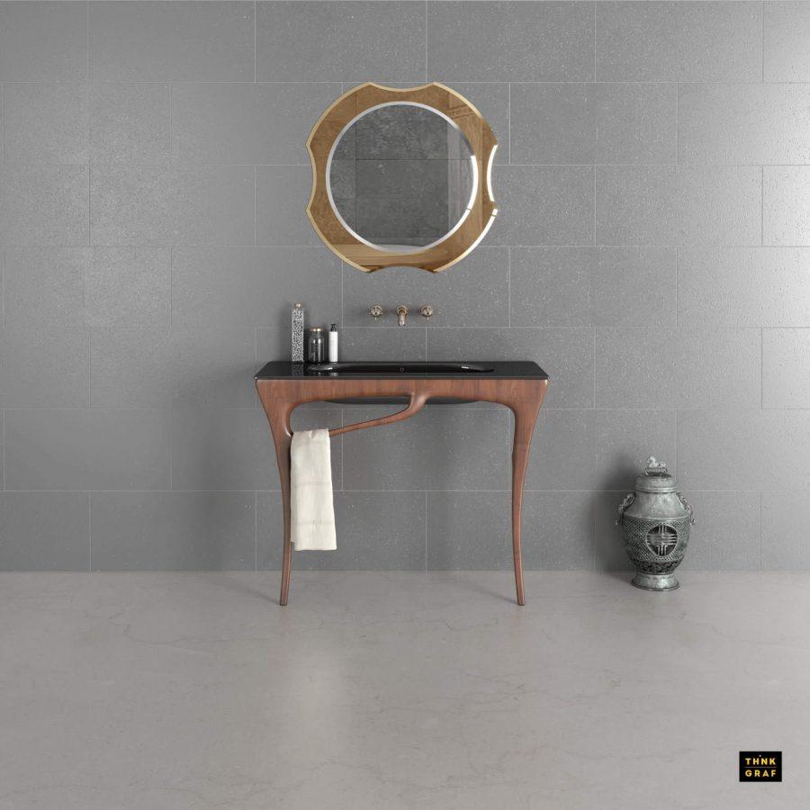 Zebis έπιπλα μπάνιου τρισδιάστατος σχεδιασμός & φωτορεαλισμός